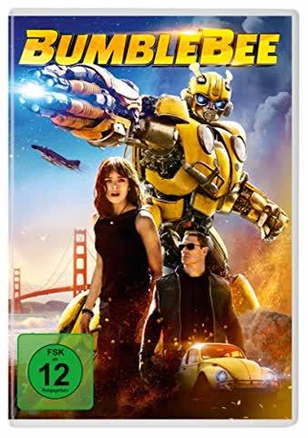 Bumblebee [DVD] [2018]