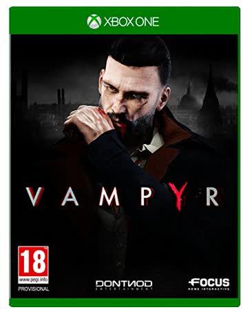 Vampyr Xbox One Game