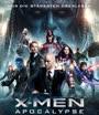 X-Men Apocalypse Blu-ray Deutsch