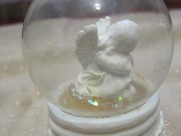 Kleine Kugel Engel