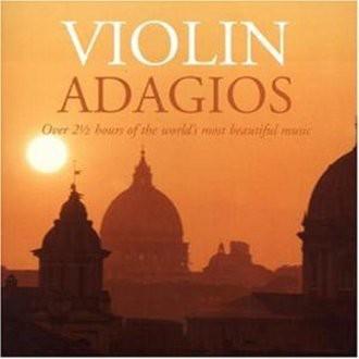 Diverse - Violin Adagios