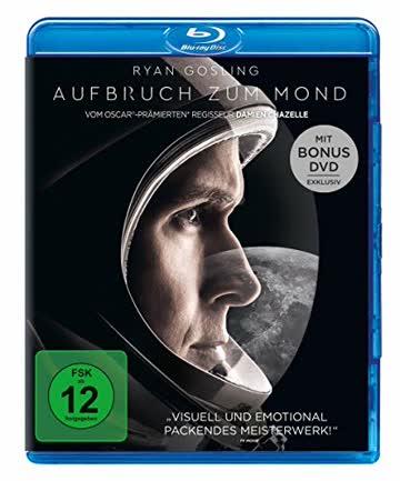 AUFBRUCH ZUM MOND - MOVIE [Blu-ray] [2018]