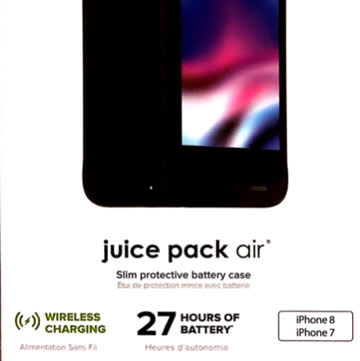 Mophie Juice Pack Air for iPhone 7/8