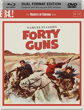 Forty Guns (1957) [Masters of Cinema] Dual Format (Blu-ray & DVD) [UK Import]