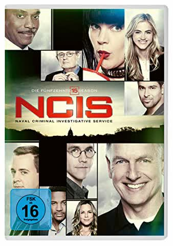 Navy CIS - Season 15 [6 DVDs]
