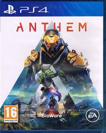 Anthem (AT-PEGI) Playstation 4