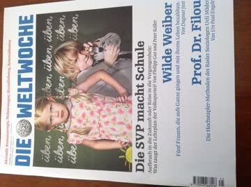 Die Weltwoche. Ausgabe 45 / 11. November 2010