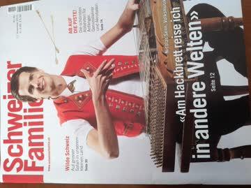 Schweizer Familie. Ausgabe 11. November 2010