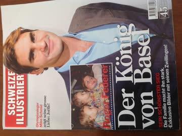 Schweizer Illustrierte Ausgabe 45 vom 8. November 2010