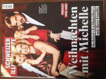 Schweizer Illustrierte. Nr. 50 vom 16.12.2016