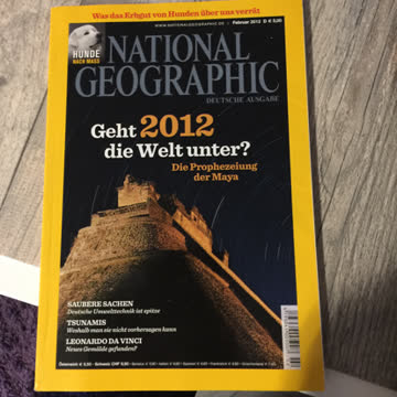 National Geographic Februar 2012