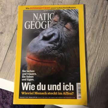 National Geographic Juli 2012