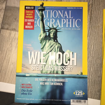 National Geographic September 2013
