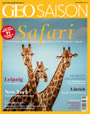 GEO SAISON Nr. 11/2017 Safari