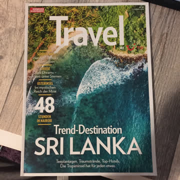 Travel Oktober 2018