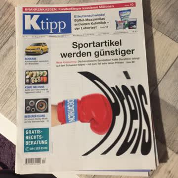K Tipp nr 13 August 2018