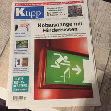 K Tipp nr 14 September 2017