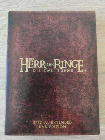 Der Herr der Ringe - Die zwei Türme - Spezial Extended DVD