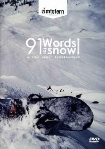 91 Words for Snow [Import allemand]