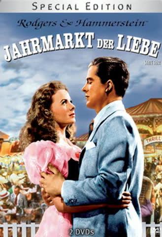 Jahrmarkt der Liebe - (Special Edition, Steelbook, 2 DVDs)