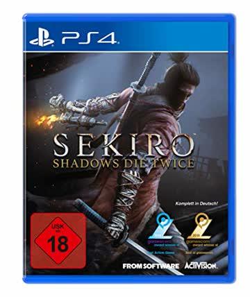 SEKIRO - Shadows Die Twice [PlayStation 4]