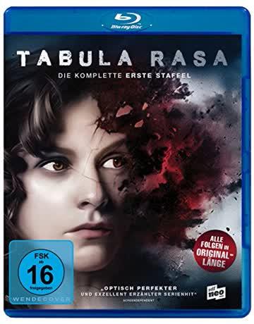 Tabula Rasa - Staffel 1 - Blu-ray Disc