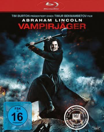 Abraham Lincoln - Vampirjäger [Blu-ray]