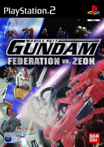 Mobile Suit Gundam - Federation vs. Zeon