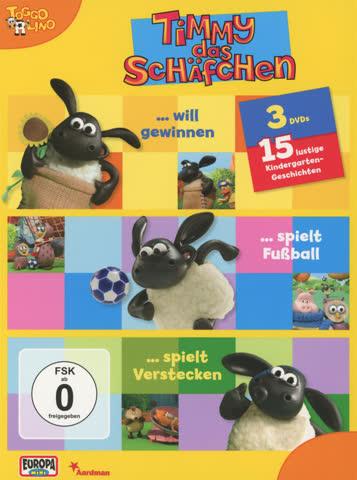 Timmy das Schäfchen - Box Vol. 1 (3 DVDs)