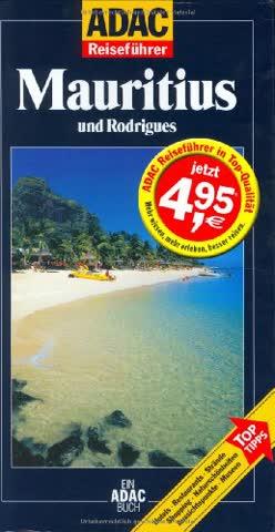 ADAC Reiseführer, Mauritius und Rodrigues