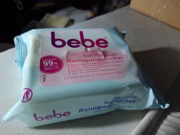 Bebe Reinigungstücher 6 Pack