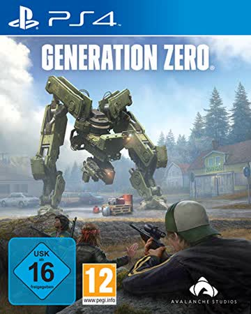 Generation Zero [Playstation 4]