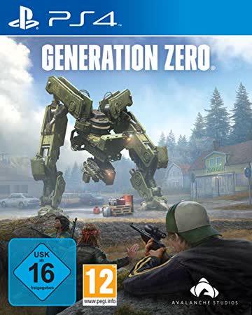 Generation Zero [Playstation 4]