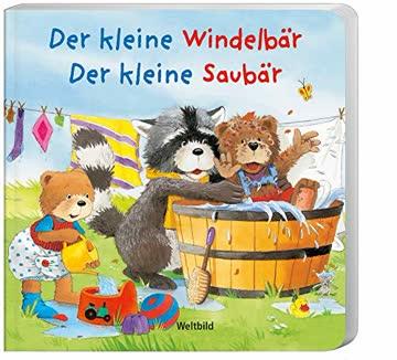 Der kleine Windelbär - Der kleine Saubär
