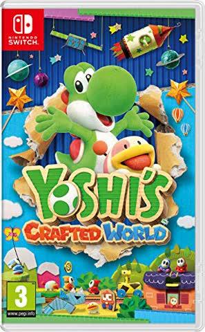Yoshi's Crafted World NSW [