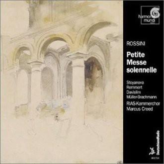 Stoyanova Remmert Davislim Mueller-Brachmann R - Petite Messe Solennelle