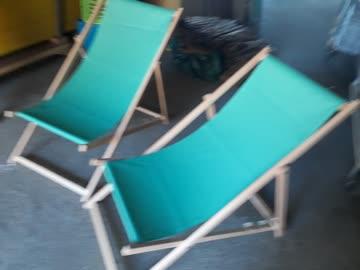 Liegestuhl zu vermieten