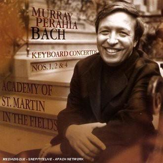 Perahia M. - Bach Klavierkonzerte 1,2 & 4