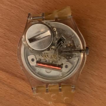 Swatch Uhr ( ohne Armband)
