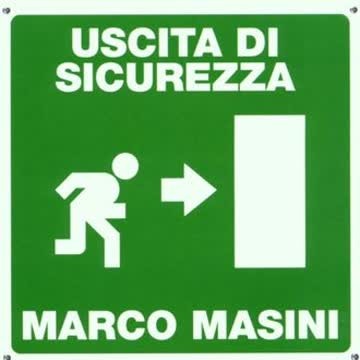 Marco Masini - Uscita di Sicurezza