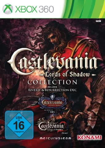 Castlevania - Lords of Shadow Collection - [Xbox 360]