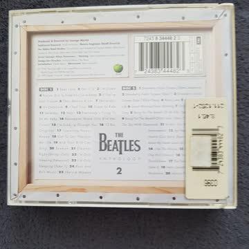 BEATLES - ANTHOLOGY BOX VOL.1-3