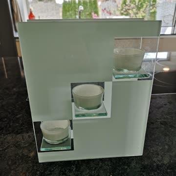 Kerzen Glas