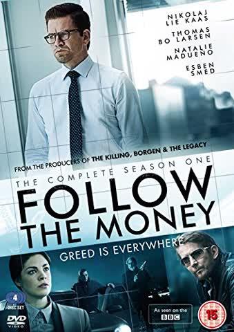 Follow The Money: The Complete Season 1 [DVD]