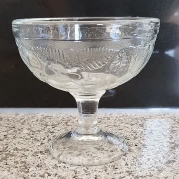 6 Coupe Gläser