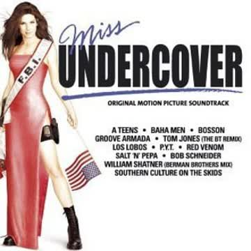 Ost - Miss Undercover (Miss Congeniality)