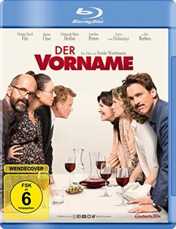 Der Vorname [Blu-ray]