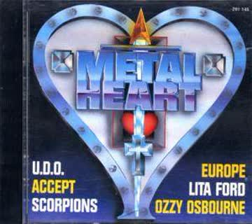 Various Artists - Metal Heart