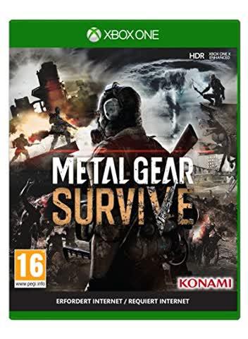 Metal Gear SurviveStandard [Xbox One]