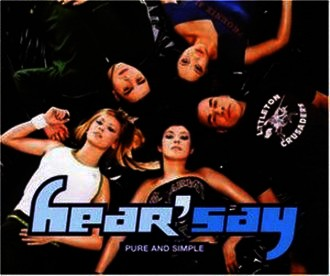 Hear'Say - Pure & Simple